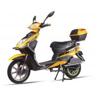 China Aowa 2 Wheel Adult Electric Scooter 150 Kg Yellow Motorized Electric Scooter Bicycle on sale