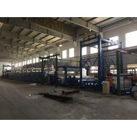 FH - 220 Needle Punch Carpet Production Line Horizontal Teflon Conveyor Belt Manufactures