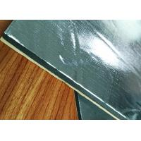 Adhesive Backed Thermal Insulation Mat Acoustic Material 7mm X 1000mm X 1250mm Manufactures