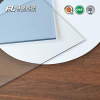 Flexible Anti Static Acrylic Sheet 9mm Thick Chemical Resistance , Innovative Coating Ability Manufactures
