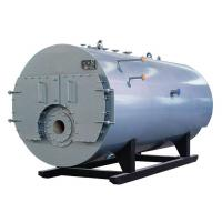 Horizontal Oil Fired Steam Boiler High Pressure Customization Color Integrated Manufactures