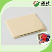 PH 6.5 Industrial Strength Hot Glue Packaging For Notebook Backlining Manufactures