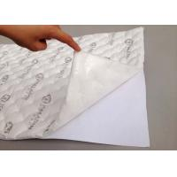 Quality White Sound Absorbing Cotton For Car Sound Proof Thermal Insulation 20mm for sale