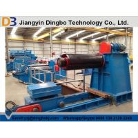 Hydraulic Hot Roll Mild Steel Simple Coil Slitting Machine With 380V / 3PH / 50HZ Manufactures