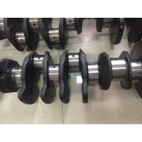 China Durable Diesel Engine Crankshaft 6 Cylinder Crankshaft Isuzu 6wg1 Engine Parts on sale