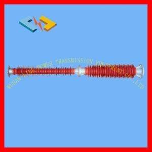 Multi Functional Composite Post Insulator , 252kV 20kN Polymer Post Insulator Manufactures