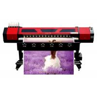 1.8M DX5 Large Format Printing Machine / Poster Canvas Vinyl Printer Plotter Manufactures