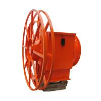 China Red Surface Crane Cable Reel WITH 380V / 440V Voltage Multi - Specification on sale