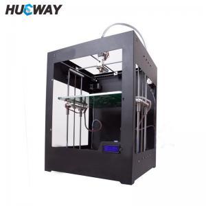Portable Desktop Design digital 3d printer machine 570*570*740mm Manufactures