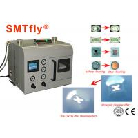 SMT Nozzle Cleaner Stencil Cleaning Machine 1200cc Storage Tank Capacity Manufactures