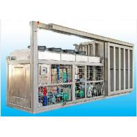 Vacuum Food Quick Cooling Machine / Fruit Vegetable Vacuum Pre - cooling Device System Manufactures