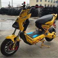 High Power Fashionable Cool Electric motorcycle for adults and Commuters 60v 20Ah 1000W Manufactures