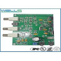 PCB Fabrication Electronic Circuit Board Assembly , Custom Circuit Board 1oz Copper Manufactures