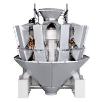Multihead Weigher Packing Machine 14 Head'S Type For Hardware 1.6L Hopper Volume Manufactures