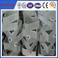 OEM industrial aluminium extrusion profile,Aluminium profile for cnc drilling/bended Manufactures