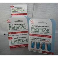 China EXTENZE Male Sex Enhancer Pills No Side Effect For Orgasmic Power on sale