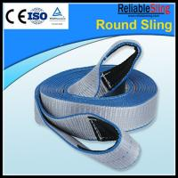 China Polyester Rope Colored Best Recovery Strap Car Tow Rope 5000KG/11000LBS on sale