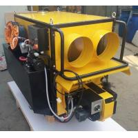 China Mobile Waste Motor Oil Heater , KVH 5000 Airplane Engine Heater 80-120 Kw on sale