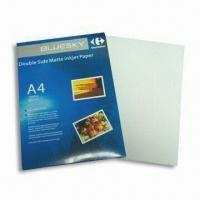 Self-adhesive Glossy Photo Paper 145g in A4, 20 Sheets Manufactures