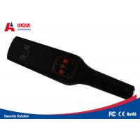 Quality Checkpoint Rechargeable Hand Held Metal Detector GP-140 With High Tecnology for sale