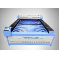China Hermetic And Detached Tube CO2 Laser Engraving Machine , Leather wood laser cutting machine on sale
