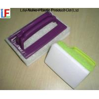 China bathroom cleaning sponge/Cleaning Sponge With Handle on sale