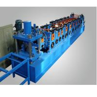 3.5 Tons Wall Angle Channel Roll Forming Making Machine Forming Speed 20 m Per Minute Manufactures