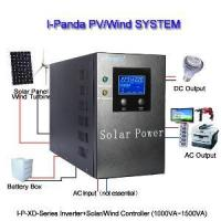 Pure Sine Wave Solar Inverter with Build-in Solar Controller (I-P-XDC-1000VA 700W) Manufactures