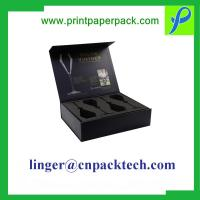 Beautiful Vintage Designed Cardboard Gift Box for Small Glass Cup Manufactures