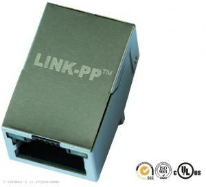China 1-1840801-1 Magnetic RJ45 Jack LPJ6011BBNL Hardened Unmanaged Ethernet Switch on sale