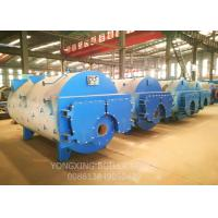 High Pressure Most Efficient Gas Boiler / Gas Fired Steam Generator 1-1.6Mpa Manufactures