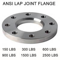 China Forged steel flange  ANSI ASMI B 16.5 LAP JOINT FLANGE ,CARBON STEEL FLANGE ,FORGED FLANGE ,HIGH QUALITY FLANGE on sale