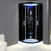 Large Corner Steam Shower Units , Hydrotherapy Shower Enclosures With Jets Manufactures