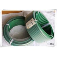 Mountain Climbing Polyurethane Round Belt , 18mm - 20mm Special Hauling Cable With Kevlar Cord Manufactures