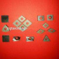 Customized Tungsten Carbide Inserts , Tungsten Drill Bit ISO Certificated Manufactures