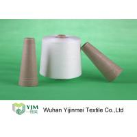 No Knot Virgin 100 Polyester Yarn , 50s/2 50s/3 Spun Polyester Sewing Thread Yarn Manufactures