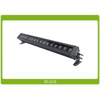 China LED Bar Outdoor 16×10W Quadcolor RGBW 4in1, Four Sections Control on sale
