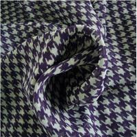 100% Polyester Chiffon Printed Fabric Manufactures