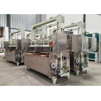 Semi-automatic Reciprocating Pulp Egg Tray Making Machine With Double Cylinder Manufactures
