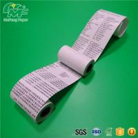 thermal paper roll 57 x 50 used for atm machine Manufactures
