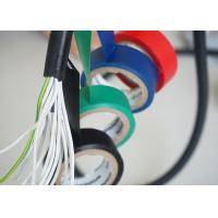 Colored PVC Electrical Tape Insulating Comply With UL And CSA Certificate Manufactures