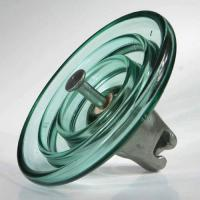 Disc Suspension High Voltage Glass Insulators With Large Creepage Distance Manufactures