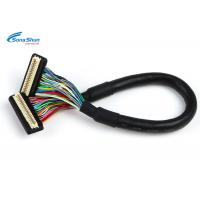 TFT Display Connector LVDS Monitor Cable , Bare Copper 31pin LVDS HDMI Cable Manufactures