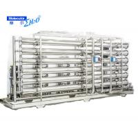 4 Stage Prefilters Hemodialysis Water Treatment System , RO Plant Water Purifier Machine Manufactures