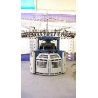 Double Jersey Computerized Jacquard Circular Knitting Machine 50HZ 3 Phase Manufactures