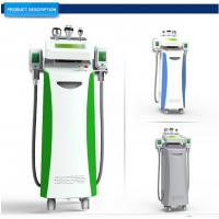 China 26% Fat Loss Cryolipolysis Fat Freezing Machine / Body Slimming Cryolipolysis Machine on sale