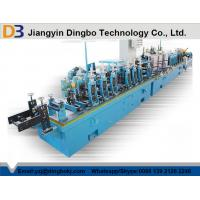 China Minimum Tolerance High Frequency Welded Tube Mill Line With High Speed on sale