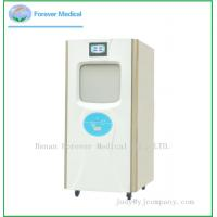 Fully Automatically Vertical Low Temperature Plasma Hydrogen Peroxide Sterilizer H2O2 Low Temperature Plasma Autoclave Manufactures