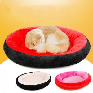 50~70cm Washable Luxury Soft Cotton Dog Beds Colorful Portable Sofa Manufactures