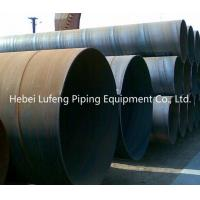 Double Submerged Arc Welded Steel Pipe(LSAW Steel Pipe) Manufactures